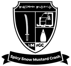 Spicy Snow Mustard Crash